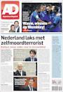 het AD Utrechtsnieuwsblad abonnement