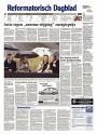 het dagblad Reformatorischdagblad abonnement