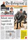 de Telegraaf weekendabonnement abonnement